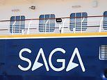 Saga cruises boosted by vaccine jab roll-out