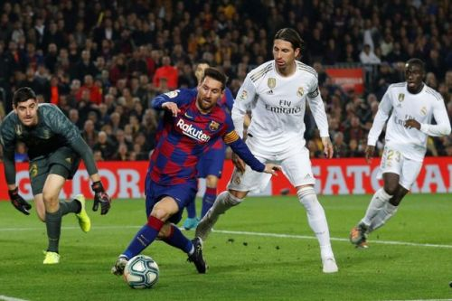Barcelona vs Real Madrid kick-off time, TV and live stream details