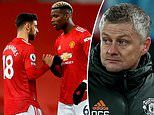 Ole Gunnar Solskjaer warns Man Utd squad that getting to the top of the league was 'the easy bit'