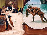 MIC's Oliver Proudlock posts snaps of himself 'dipping' wife Emma Louise Connolly