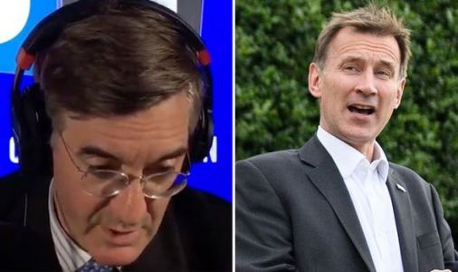 Jacob Rees-Mogg skewers Jeremy Hunt for missing crucial Brexit vote - 'Surely he knew?'