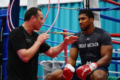"""Anthony Joshua told to """"stick with what you know"""" amid new coach search"""