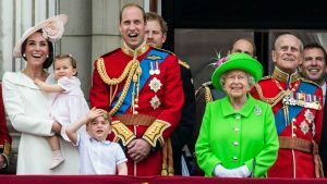Royal children are 'celebrities' because the queen updated the monarchy