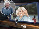 Cartoon Camilla returns! Duchess of Cornwall is back with children's story competition