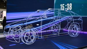 Five seriously far-out car tech innovations to watch out for in 2020