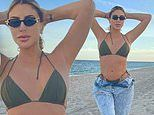 Larsa Pippen leaves little to the imagination in revealing new bikini-clad beach photo