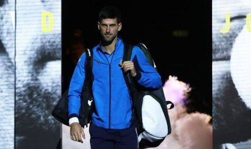 Novak Djokovic shows Roger Federer 'who is the boss' in ATP Finals corridor