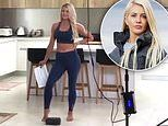 Ali Oetjen is launching a line of health bars off the back of her SAS Australia success