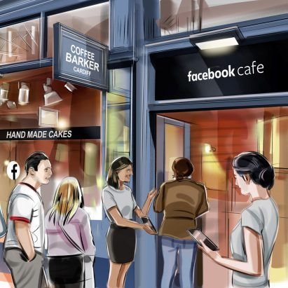 Facebook to open pop-up cafes to give users privacy checkups
