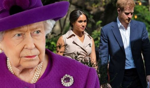 Queen heartbreak: Queen 'will be devastated' by Meghan Markle and Prince Harry claims