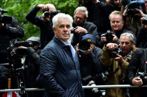 Disgraced publicist Max Clifford 'used hidden cameras to watch pals have sex'