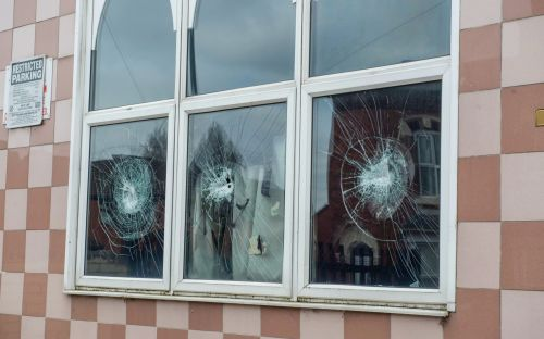 Two men arrested after five Birmingham mosques attacked and windows smashed in night of terror