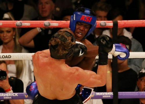 KSI vs Logan Paul rematch: When is fight between YouTube enemies set to take place? UK time, Live stream, TV channel and venue