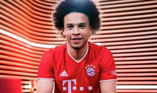 Leroy Sane completes transfer to Bayern Munich as Man City boss Pep Guardiola sent message