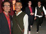 Nick Grimshaw, 35, makes rare public appearance with dancer boyfriend Meshach Henry, 22