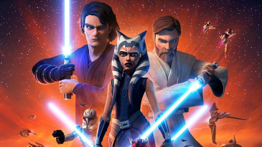 Star Wars: The Clone Wars season 7 now has an official release date and a trailer