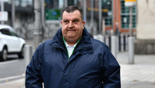 Dissident republican Christopher Robinson jailed for at least 22 years for murder of prison officer Ismay