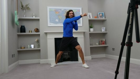 Gogglebox fans defend Body Coach Joe Wicks after Pete and Sophie Sandiford accuse him of 'cashing in' during coronavirus pandemic