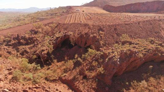 Mining Company Blows Up 46,000-Year-Old Aboriginal Site, Expresses No Regrets