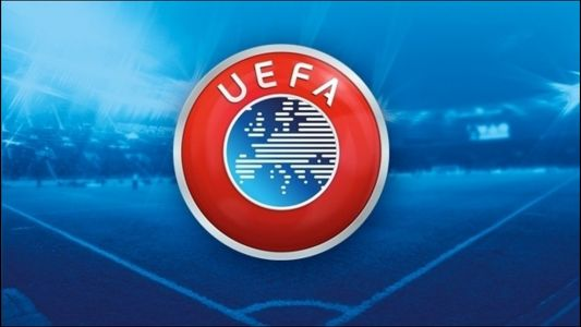 """European matches suspended """"until further notice"""""""