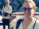 Felicity Huffman enjoys day at spa on her 57th birthday. as she continues community service