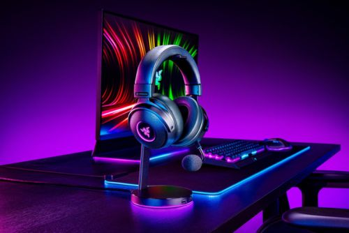 Razer updates its haptic headsets with the Kraken V3 lineup