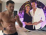 Mark Wright prefers nights in with his wife Michelle Keegan to 'getting smashed' on the weekend