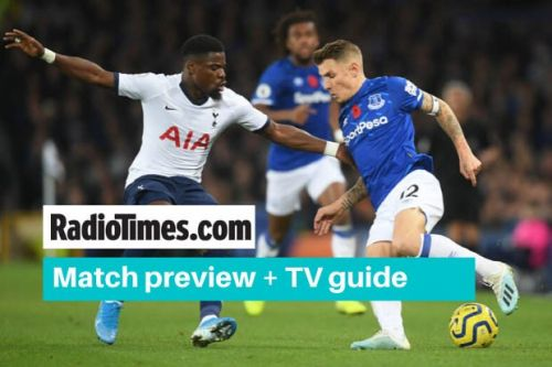 What channel is Tottenham v Everton on? Kick off time, live stream and latest team news