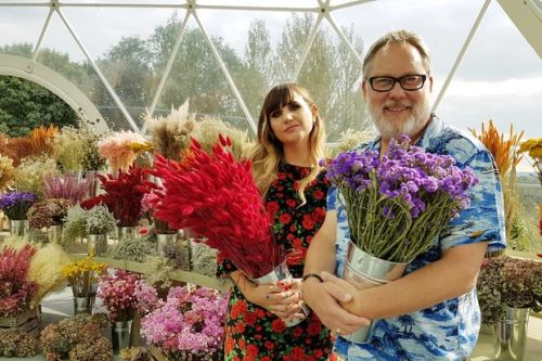 """The Big Flower Fight winners reveal they almost """"wavered"""" on risky final creation"""