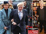 Boris Johnson's father warns PM will need time to recover