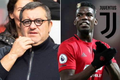 Mino Raiola confirms Paul Pogba transfer talks with Juventus in fresh dig at Man Utd