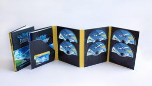 Microsoft Flight Simulator Physical Edition Ships on 10 DVDs