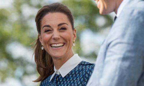 The sweet story behind Kate Middleton's stunning new lockdown earrings