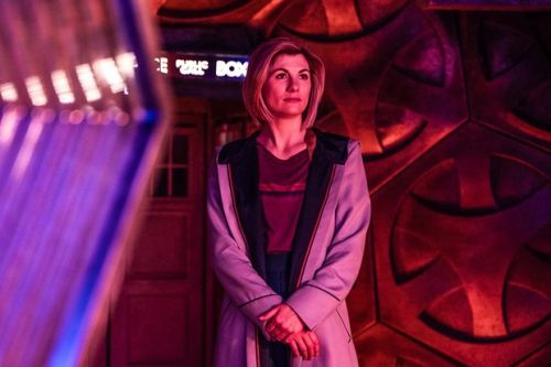Why is Doctor Who series 12 so Earthbound?