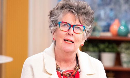Bake Off judge Prue Leith 'quits Conservative Party' after government rejects amendment to protect UK food standards