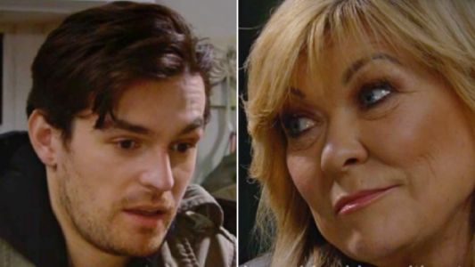 Emmerdale spoilers: Mackenzie Boyd goes to prison as Kim Tate reports him for breaking into Home Farm?