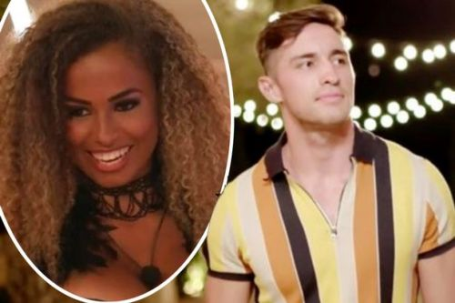 Love Island spoiler: Hunky Irish bombshell Greg O'Shea chooses Amber Gill for a steamy date in the hideaway following Michael Griffiths row
