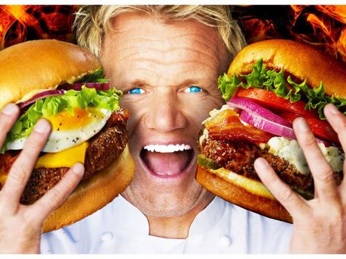 Gordon Ramsay's Next Move Is a Burger Joint at Luxury Department Store Harrods