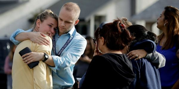 The California school shooting suspect is a 'quiet' Boy Scout who opened fire on classmates on his 16th birthday