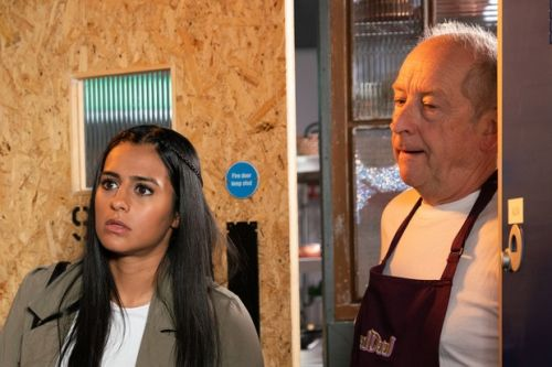 Coronation Street's Alya grows suspicious of Geoff - but can she save Yasmeen?