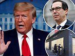 Steve Mnuchin says White House is eying May 1 to 'reopen' the U.S