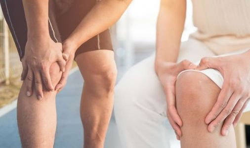 How to look after your knees: Health experts gives five tips to help look after your knees