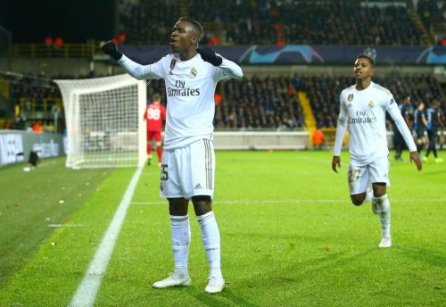 Chelsea made contact with Real Madrid over Vinicius in 2019