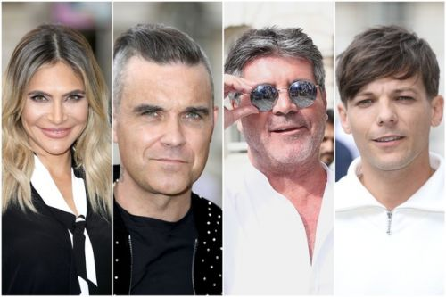 The X Factor 2018 judging line-up confirmed: Robbie Williams, Ayda Field and Louis Tomlinson join Simon Cowell on ITV