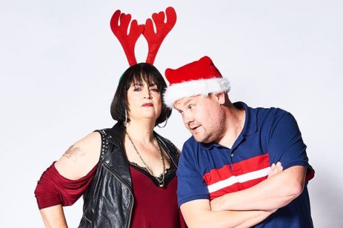 Ruth Jones and James Corden hope to bring back Gavin & Stacey again