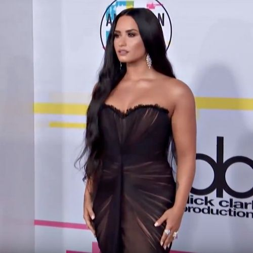 Demi Lovato 'blacked out' during her appearance at the Super Bowl