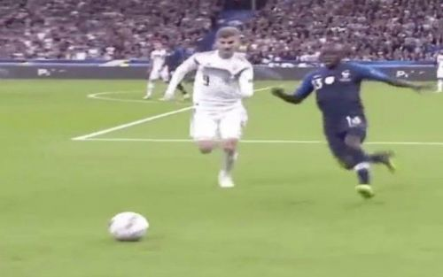 : Timo Werner gets his chance for revenge against N'Golo Kante