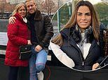 Katie Price's boyfriend Kris Boyson is slammed for posing with his foot on the 9/11 memorial
