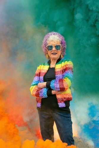 Pioneering artist Judy Chicago on turning her art to the climate crisis
