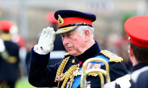 Prince Charles emotionally praises Queen's light-cavalry unit for 'selfless example'